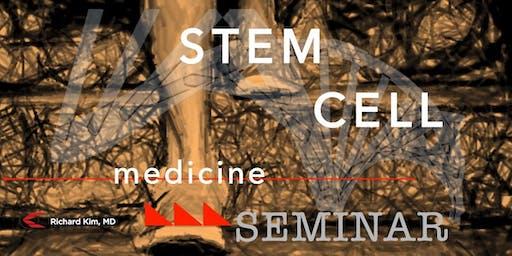 Stem Cell Seminar, Saratoga Springs