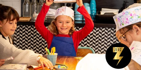 Kids Workshop - Make your own pita and eat it too! tickets