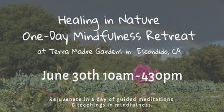 One-Day Mindfulness Retreat in Nature tickets