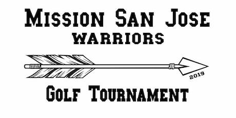 Mission San Jose Golf Tournament 2019 tickets