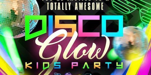 Disco Glow Kids Party