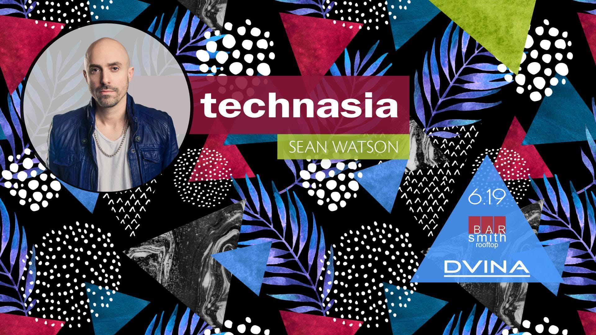 DVINA Wednesdays: Technasia