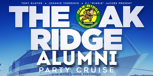 ALUMNI PARTY CRUISE (ALL SCHOOLS WELCOME)