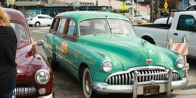 Woodies Car Show | Volunteer with the MAH