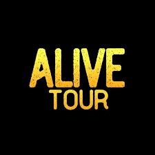Alive Tour logo