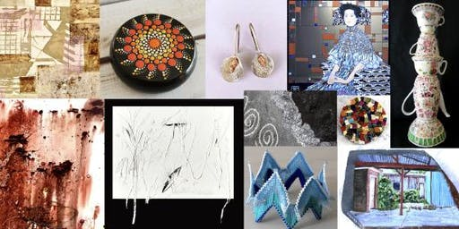 The Art of Texture: South Australian Living Artists Festival (SALA) exhibition