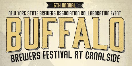 NYSBA Collaboration Event - The Buffalo Brewer's Festival @ Canalside tickets