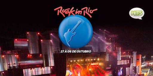 Excursão Rock in Rio 2019 - Saída São Paulo