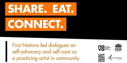 First Nations led dialogues on self-advocacy and self-care as a practicing artist