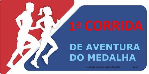 1a Corrida de Aventura do Medalha - 7 Km