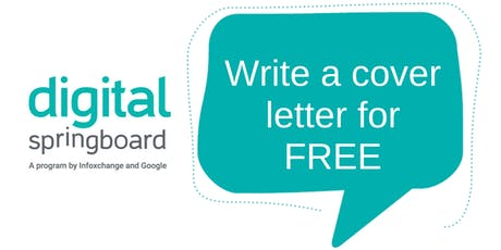Write a cover letter for free with Walkerville Library  tickets