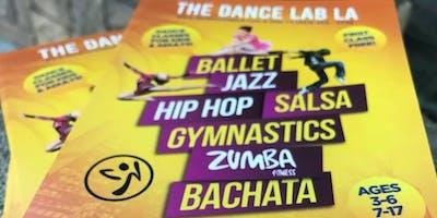 The Dance Lab LA - Dance Studio - Classes