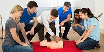 American Red Cross FAMILY CPR  *Abbreviated(NO CERTIFICATION)