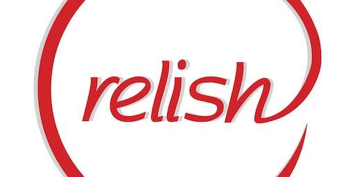 Do you Relish? Saturday Night Speed Dating   Toronto Singles Event