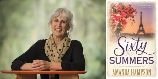 Author Talk: Amanda Hampson – Macquarie Regional Library