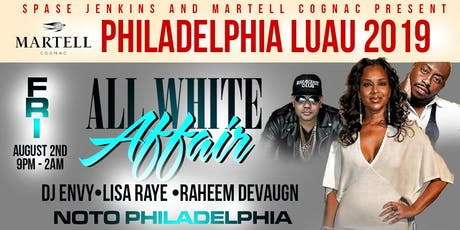Martell Cognac Presents Philly Luau 2019 tickets