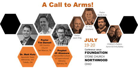 ATM Call to Arms Conference 2019 tickets