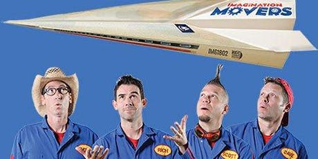 The Imagination Movers at Edmond Town Hall tickets