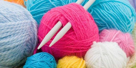 Knitting/Crocheting Club tickets