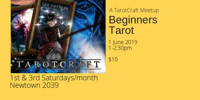 Tarot MeetUp - Beginners