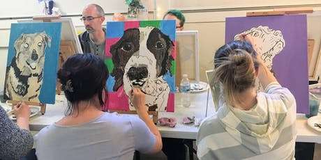 Sunday Funday- Paint Your Pet at the Sun! tickets