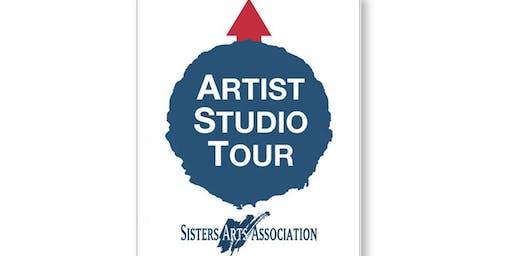 Artist Studio Tour in Sisters, Sat/Sun, June 29 & 30 | 10am-4pm