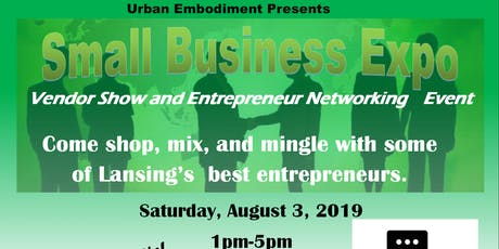 Small Business Expo Lansing tickets