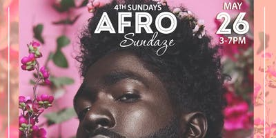 Afro Sundaze - Day Party Memorial Weekend