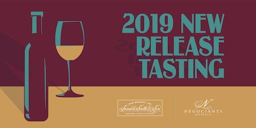 2019 Fine Wine Tasting - Melbourne