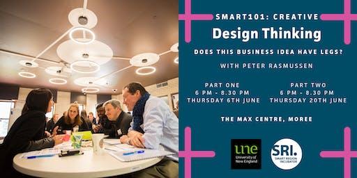SMART101: Design Thinking - Moree