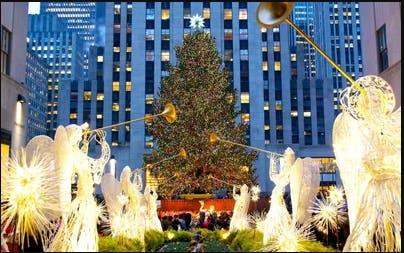 Christmas Bus Trip to New York City
