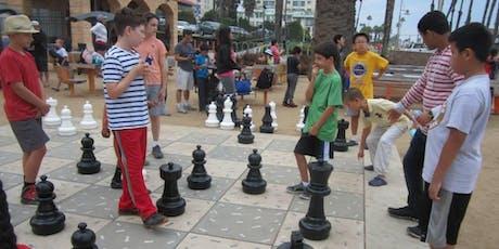 2019 Summer Fiesta Chess Tournament tickets