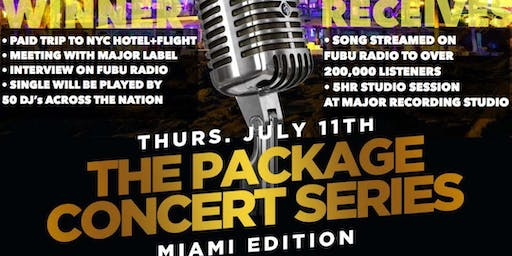 The Package Concert Series