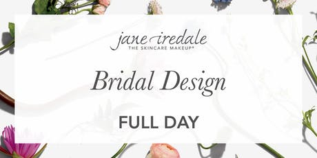 ACT Canberra jane iredale Education : Bridal Design  tickets