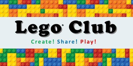 Lego Club tickets