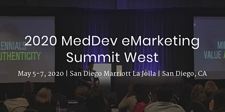 2020 MedDev eMarketing Summit tickets