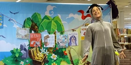 Carp Productions Children's Book Week Show - Sam Merrifield tickets
