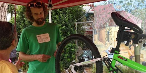 Check IN & Tune Up For Your Bicycle @ Northside Produce Market