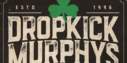 South Shore ShamRock Fest - Marshfield Fairgrounds - Dropkick Murphys & Murphys Boxing Saturday Only