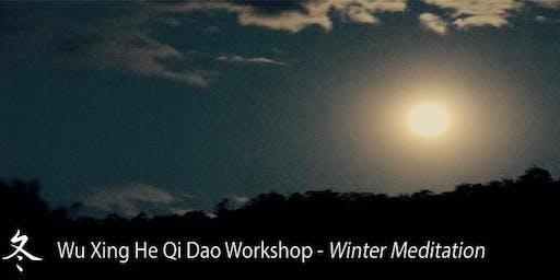Five Elements (Wu Xing) Winter Meditation Melbourne Classes