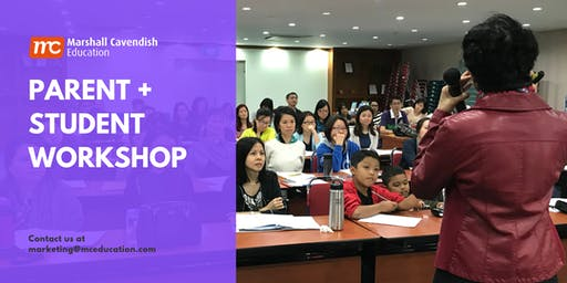 MCE Chinese Oral & Composition Writing -- Student & Parent Workshop (P3&4)