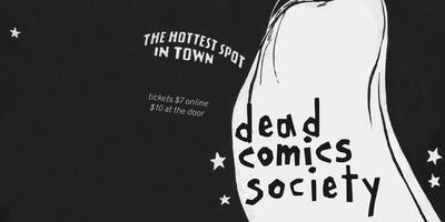 Dead Comics Society Presents: V