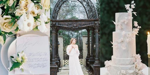 Fountainview Mansion Styled Shoot