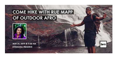 Come Hike with Rue Mapp of Outdoor Afro