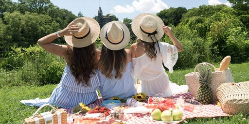 ***Annual Summer Picnic with Girlfriends in Sheep Meadow, Central Park *** WOMEN ONLY EVENT