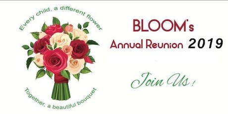 BLOOM Adoptive Family Reunion 2019 tickets