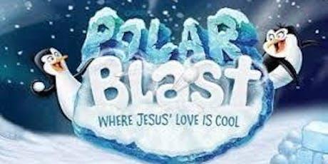 Polar Blast VBS tickets