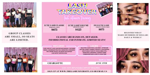2 IN 1 MINK LASH TRAINING - HANDS ON - DETAILED