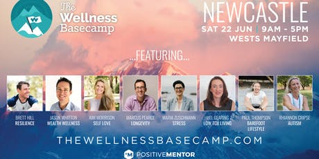 The Wellness Basecamp Newcastle tickets