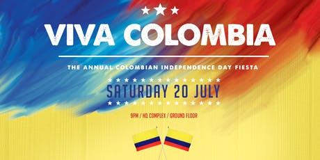 Viva Colombia tickets